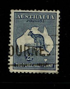 Australia SG# 25 Used - S6866