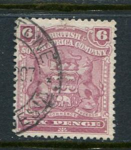 Rhodesia #65 Used - Make Me An Offer