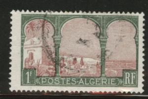 ALGERIA Scott 58 used stamp from 1926-1939 set