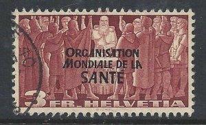Switzerland 5o23 Used