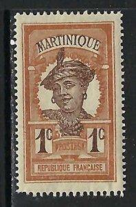 MARTINIQUE 62 MNH Z3880-4