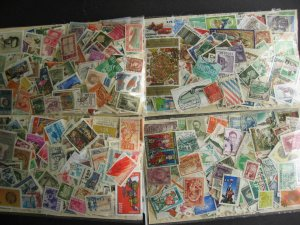 WW colossal mixture (duplicates, mixed cond) 4,000 old,new, 27%comems,73%defins