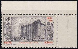 Indo China 1938 SC CB1 MNH Set