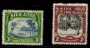 Niue 84-85 MLH VF