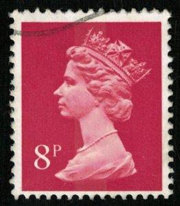 Queen Great Britain (T-4862)