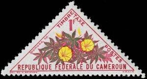 Cameroun - Scott J37 - Mint-Hinged