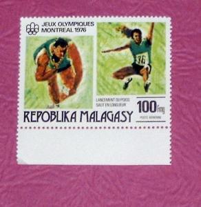 Madagascar - C153, MNH - Olympics. SCV - $1.00
