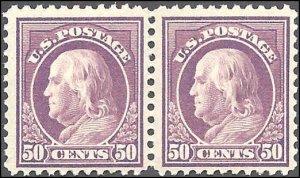 517 Mint,OG,NH... Pair... SCV $240.00