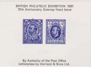 Philatelic Convention Souvenirs x 9 Items