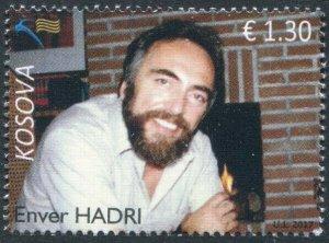HERRICKSTAMP NEW ISSUES KOSOVO Sc.# 342 Enver Hadri