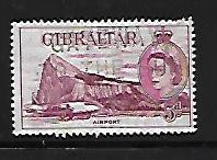 GIBRALTAR, 139, USED, AIRPORT