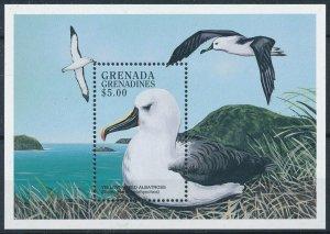 [108799] Grenada Grenadines 1998 Birds vögel Yellow-nosed Albatross Sheet MNH