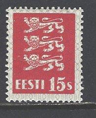 Estonia Sc # 98 mint hinged (DT)