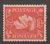 GB George VI  SG 507a wmk sideways unmounted mint