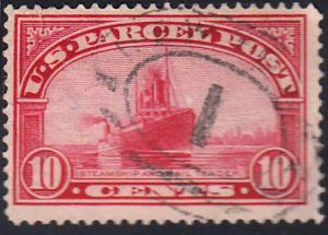United States Scott R82c Used.