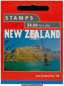 New Zealand Scott 1728a Unused.