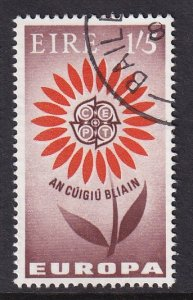 Ireland   #197  used  1964   Europa    1sh5p