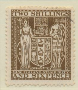 New Zealand Stamp Scott #AR48, Used - Free U.S. Shipping, Free Worldwide Ship...