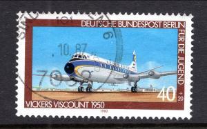 Germany Berlin 9NB153 Used VF