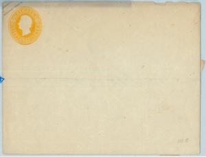 66761 - GERMANY  Sachsen - Postal History - STATIONERY COVER : U3 B