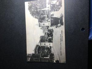 GB Postcard  Circa 1910 Black & White Shows Canadian Column Whitehall, London
