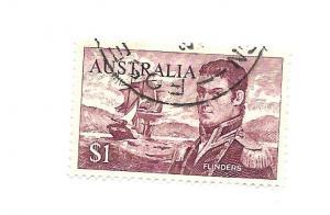 Australia 1966 - Scott #415 *