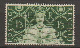 Great Britain SG 534 Used