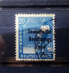 Germany SBZ 189c