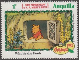Anguilla #511 Winnie the Pooh MNH