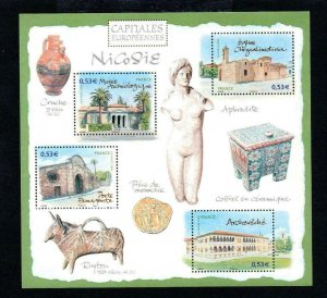 2006   FRANCE  - SG:MS 4197 - CAPITALS OF EUROPE, NICOSIA  - UNMOUNTED MNT