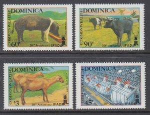 Dominica 1086-1099 MNH VF
