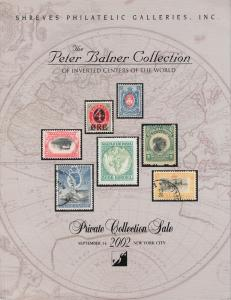 The Peter Balner Collection of Inverted Centers of the World. US & Foreign
