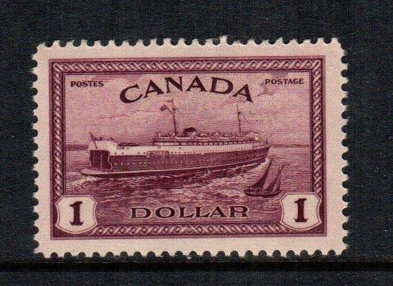 Canada 273  MNH cat $ 45.00