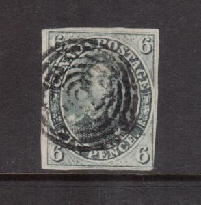 Canada #5b Used **With Certificate**