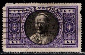 Vatican City - #28 Pope Pius XI - Used
