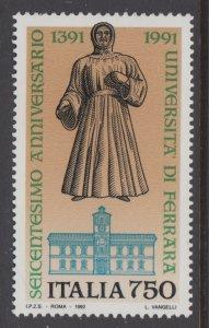 Italy 1861 MNH VF