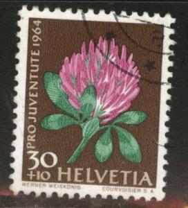 Switzerland Scott B342 used 1964 semipostal