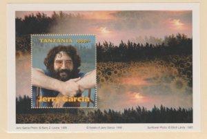 Tanzania Scott #1413 Stamps - Mint NH Souvenir Sheet