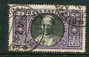 Vatican City #31 Used (LOT#L)