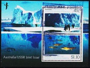 Australia. 1990 Miniature Sheet. S.G.MS1263 Fine Used