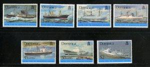 DOMINICA 434-40 MH SCV $8.00 BIN $3.50 SHIPS