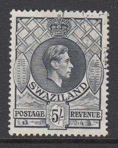 Swaziland, Sc 36 (SG 37b), used