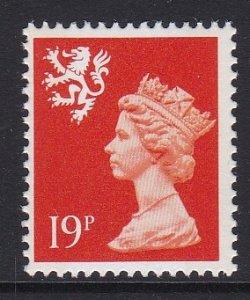 SMH37 Scotland 1989 2B Machin  MNH