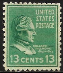 United States 1938 Scott# 818 Used
