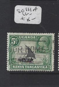 KENYA, UGANDA, TANGANYIKA  (P0909B)  KGV 5C   SG 111A   VFU