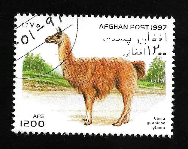 Afghanistan 1997 - U - Unlisted - Pic 5 *