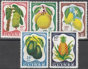 Guinea #175-9 MNH F-VF CV $3.90 (V16L)