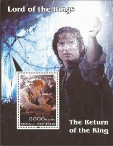 Somalia - 2004 Lord of the Rings - Souvenir Sheet - 19B-199