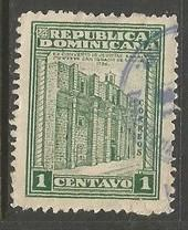 Dominican Republic 255 VFU X838-18