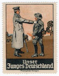 (I.B-CKK) Germany (Great War) Cinderella : Scout Brigade (Award)